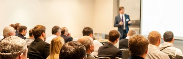Locais para eventos corporativos: conheça os principais tipos!