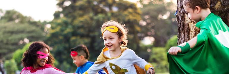 Confira 5 brincadeiras para festas infantis em época de carnaval